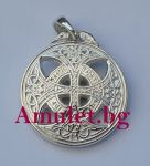 SILVER Runic Love Amulet